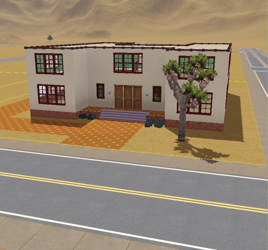 Las Rarezas +Politécnica La Fiesta Biblioteca_Valle_plano_versi%C3%B3n_de_Luis_Simspedia