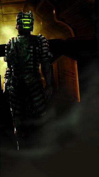 Reveiw of Dead Space 337px-Elite_Rig
