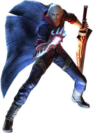 [Test] Devil May Cry 4 300px-Nero0