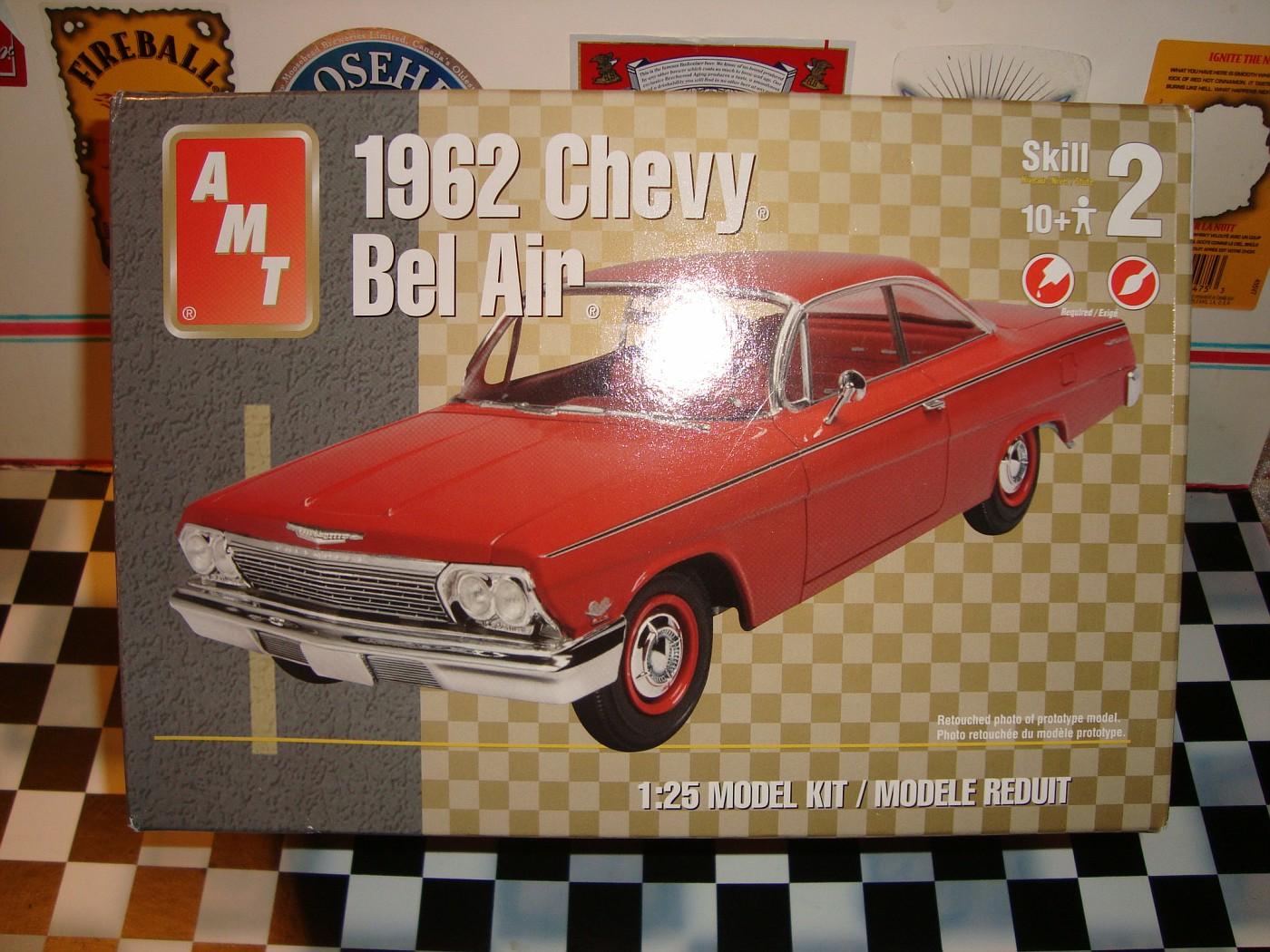 "62 Chevy......""Your so fine my 409"" 005-vi"