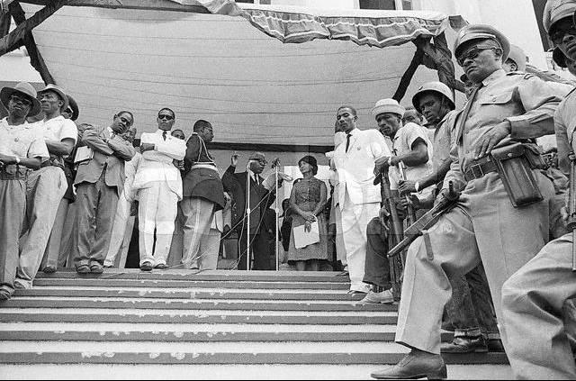 Pages d'histoire de l'époque Duvalierienne Duvaliersspeech-vi