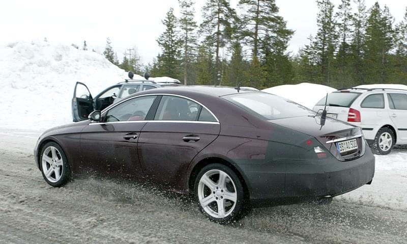 [Mercedes] CLS restylée 4256cd8822d39046