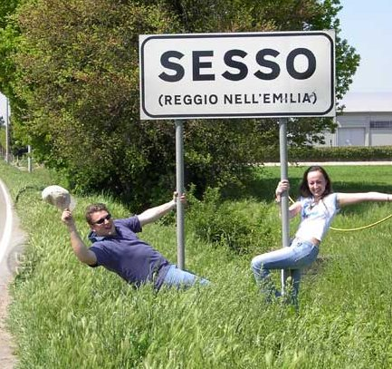 Paesi e città con nomi assurdi Sesso