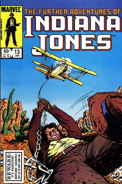 Indiana Jones(Indijana Džons) Stripovi DeadlyRock