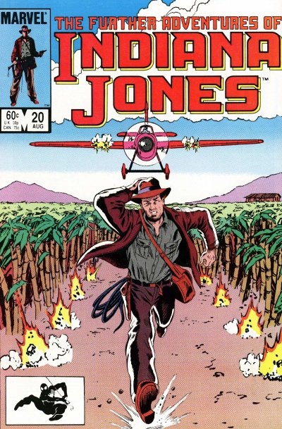 Indiana Jones(Indijana Džons) Stripovi TheCubanConnection