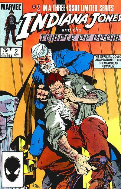 Indiana Jones(Indijana Džons) Stripovi DoomComic2