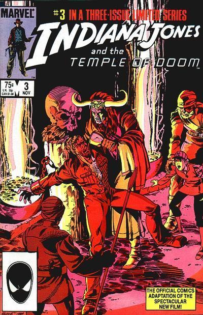Indiana Jones(Indijana Džons) Stripovi DoomComic3