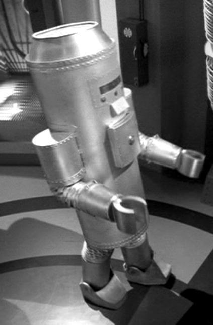 Quel est le robot le plus craignos de Star Trek ? Satans-robot