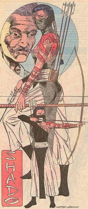 Arrow / The Flash Shado_1