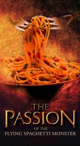 Pastafarismo, o la religión verdadera Passionfsm