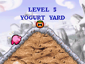 Aventura de Kirby! : Kirby Sporeland! [O3] - Página 3 Yougurt_Yard_Intro