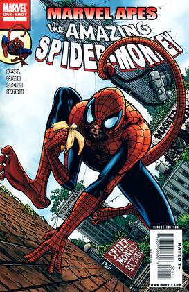 Les thèmes des tables (vos envies, vos idées...) 273px-Marvel_Apes_Amazing_Spider-Monkey_Vol_1_1