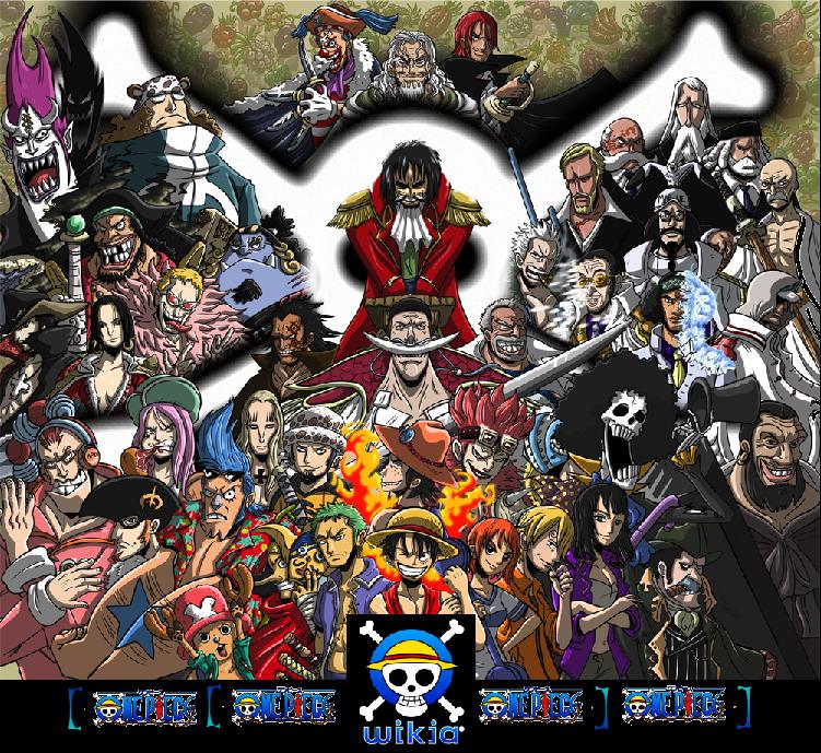 P.O One Piece Todo_One_Piece