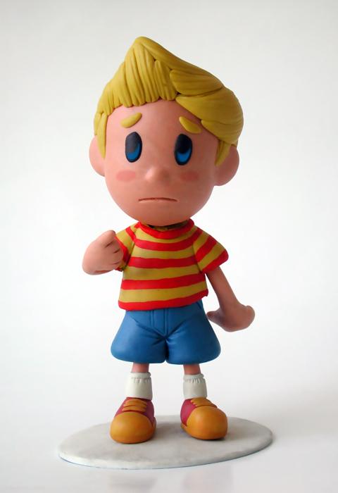 Un personnage qui vous évoque Tails ? Lucas_2_0_by_FlintofMother3