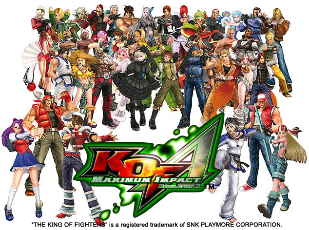 'The King of Fighters Maximun Impact regulation A' para PC (TX2) (Corrigido) Kof_mira