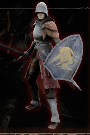 Demon's Souls Knight