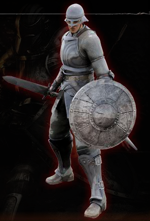 Demon's Souls Soldier