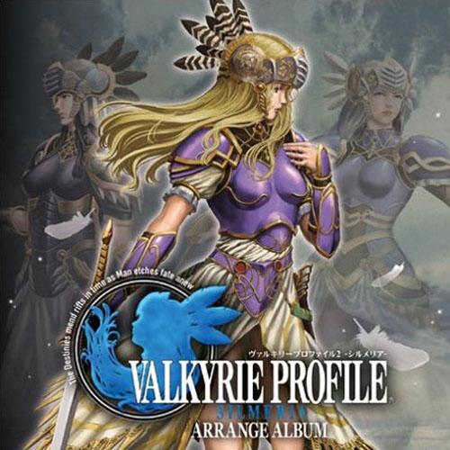 MYTHOLOGIE NORDIQUE Valkyrie_Profile_2_-Silmeria-_Arrange_Album