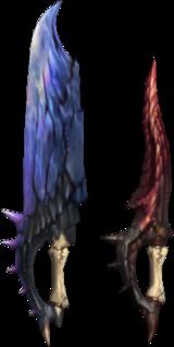 Fatalis | Crimson Fatalis | White Fatalis [MHFU] 160px-Weapon367