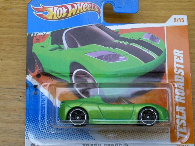 Hot Wheels 2011 Tesla