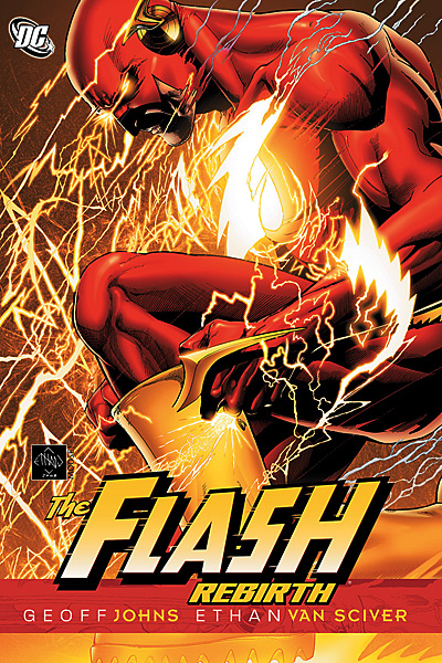 Assignment 10: Book design inspiration (due Oct 11) The_Flash_Rebirth_Graphic_Novel_Cover