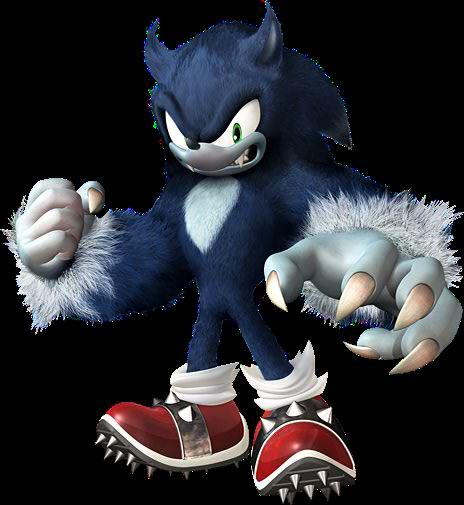 Sonic Boom (New Sonic cartoon) - Page 5 Werehog