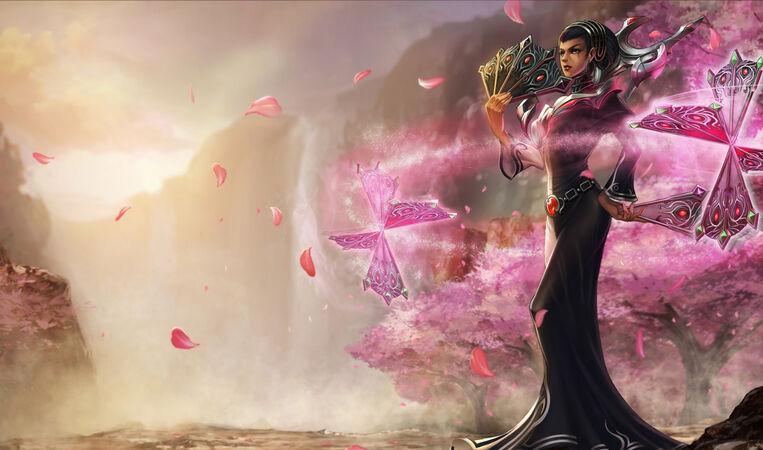 League of Legends - Illusionary  763px-Karma_OriginalSkin_Ch