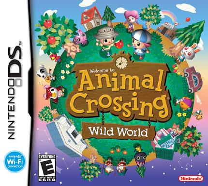 [Nintendo Ds] Animal Crossing: Wild World + Game [Español] Caratula_Animal_Crossing-Wild_World