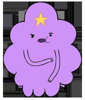 """Quem é seu personagem favorito de """"Hora de Aventura"""". Lumpy_Space"""