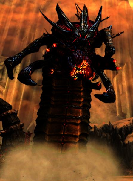 The Stygian [Darksiders] Stygian.