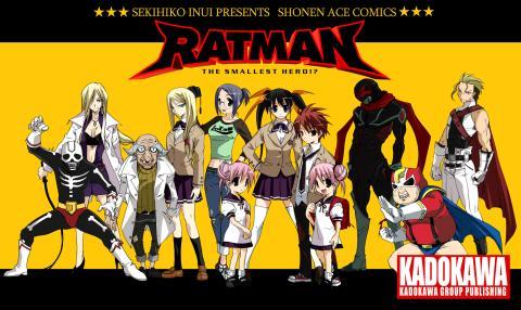 [MANGA] Ratman Ratman_page