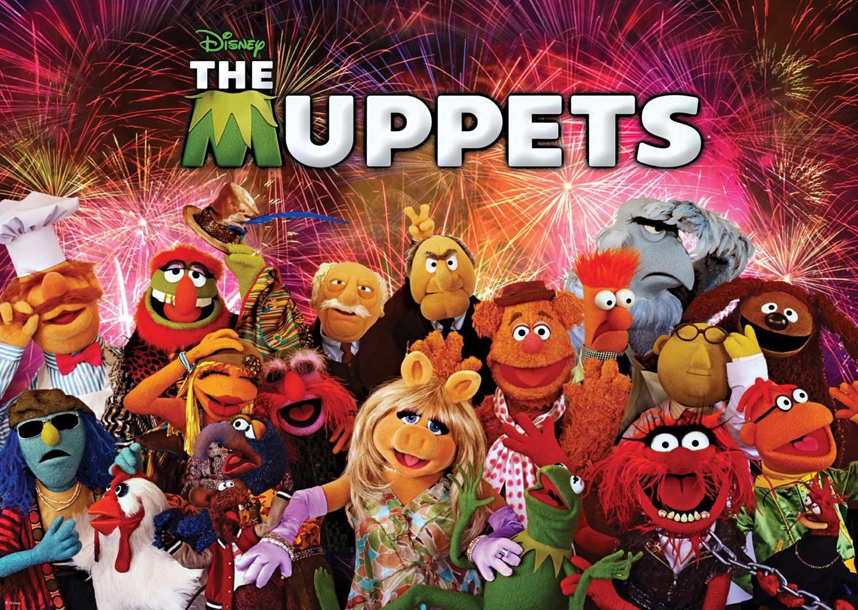 Personajes de tv, conocidos, que nos gustan TheMuppets-RavensburgerPuzzleImage-(2012)