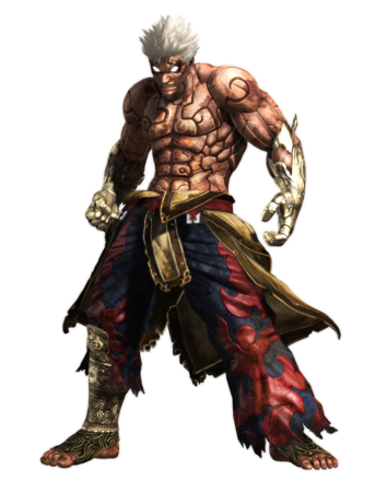 Top 5 Favorite Video Game Characters Asura