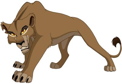 A que no sabias esto de el rey leon Zira