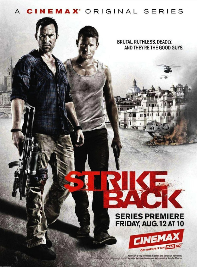 LVII Series & Movies DB Strikeback-season2