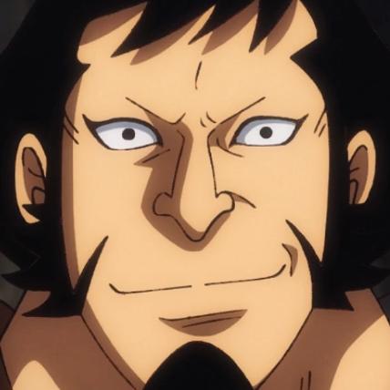 One Piece [Đảo Hải Tặc] - Bảng Xếp Hạng TOP Những Người Mạnh Nhất Thế Giới Hải Tặc Kin%27emon_Portrait