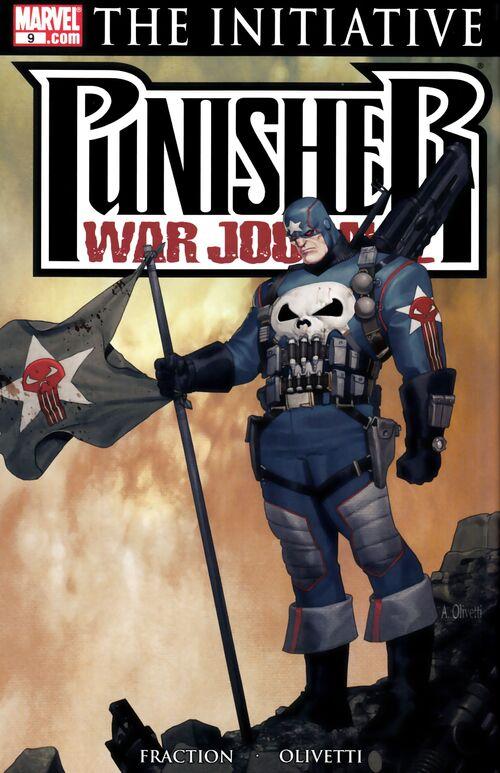 COLECCIÓN DEFINITIVA: PUNISHER [UL] [cbr] 500px-Punisher_War_Journal_Vol_2_9