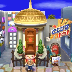 Animal Crossing New Leaf DreamSuiteEx