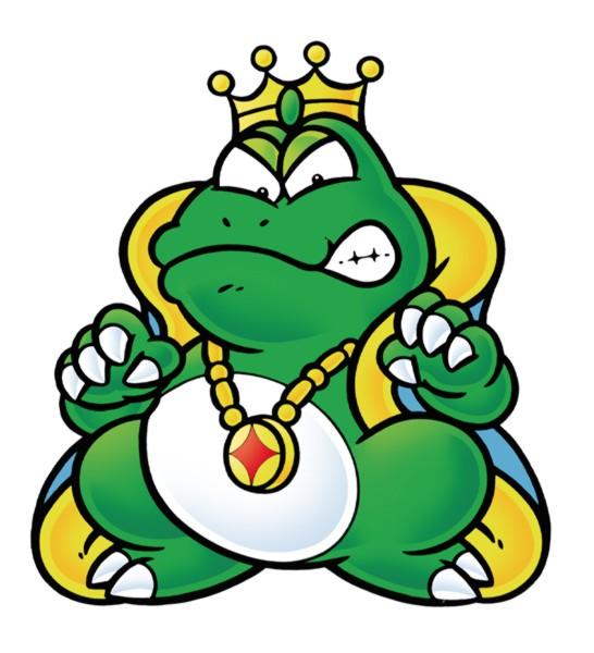 Super Mario Bros Z (EDIT : 1er épisode du reboot en ligne !) WartTwo