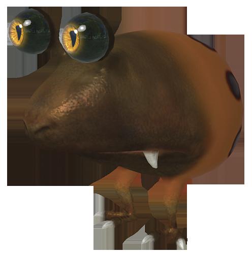Creatures you Love to Hate Orange_bulborb