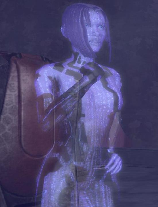La série Halo [Xbox] Cortana_Halo_2