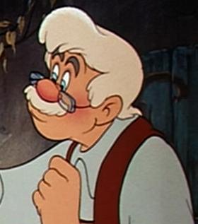 [Dossier] Les comédiens de doublage des films d'animation Disney en version française - Page 7 Gepetto