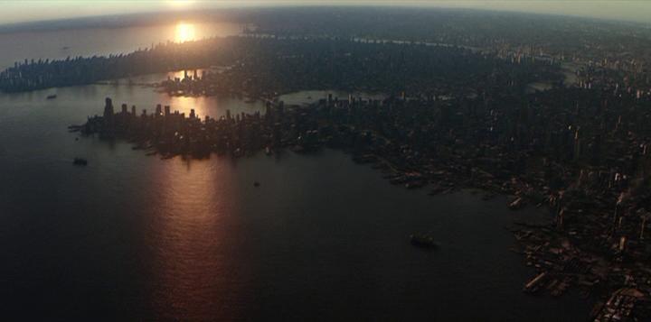 Dados sobre o Local Gotham_city