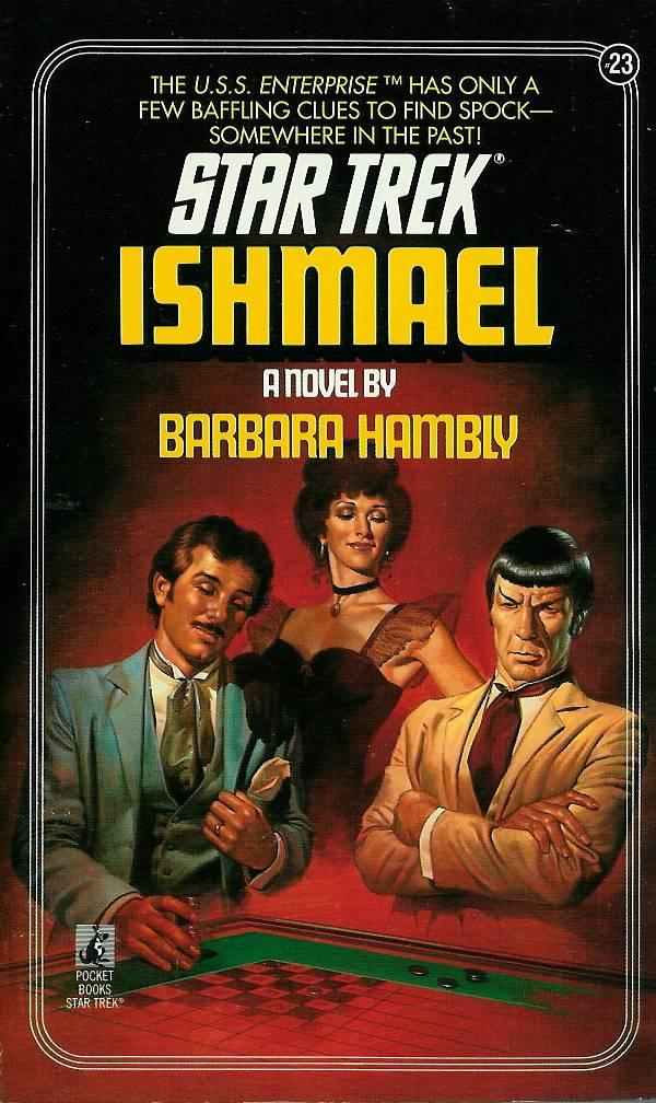 Quel est le vrai nom de Spock ? Ishmael