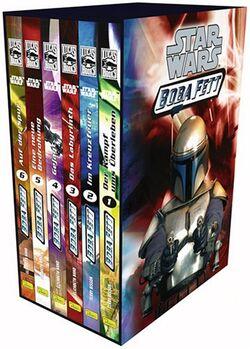 The Star Wars Boba Fett Kid series 250px-BobaFett_1-6_De