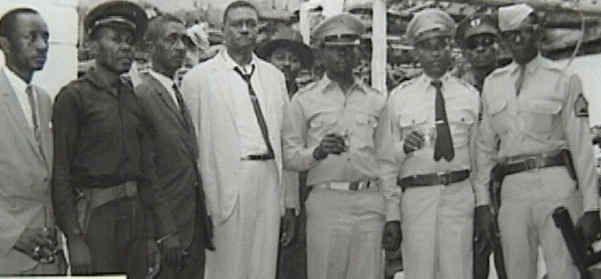 Pages d'histoire de l'époque Duvalierienne Melange-vi