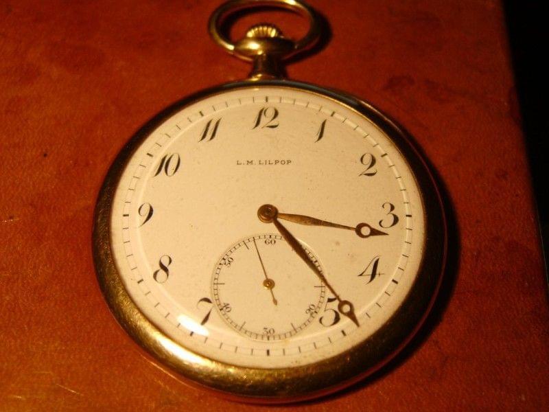 Les plus belles montres de gousset des membres du forum - Page 4 98f9ac5e5aeb081f