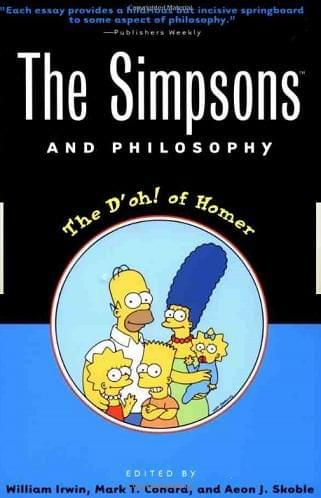 The Simpsons and Philosophy: The D'oh! of Homer F75d941a870acea0
