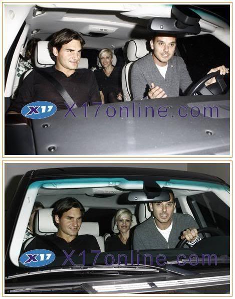 Roger(y familia) con Gwen Stefanie Federer-car-roger-federer-15428063-469-596