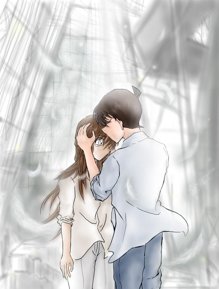 Hình Ran và các nhân vật khác  SHIN-love-RAN-shinichi-and-ran-16476553-700-922